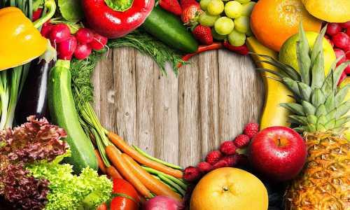 как питание влияет на кожу лица