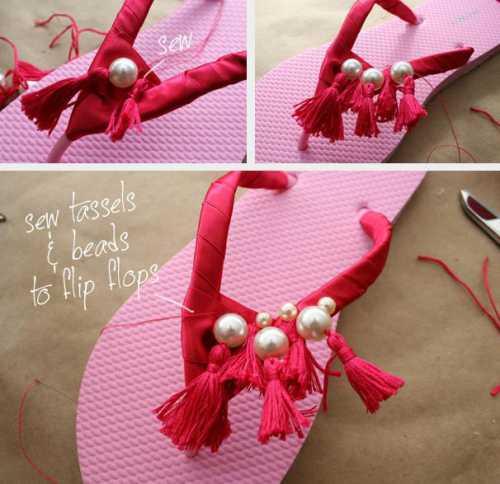 босоножки + носки, как правильно носить
